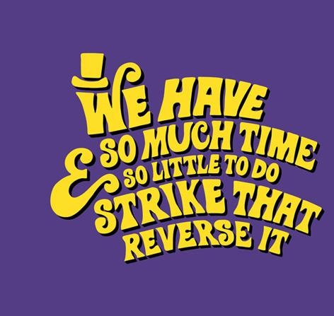 Strike That... Reverse It by deanlord - Shirt sold on January 8th at http://teefury.com