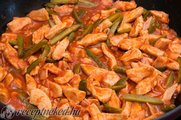 Receptneked.hu:  --  Hentestokány csirkéből