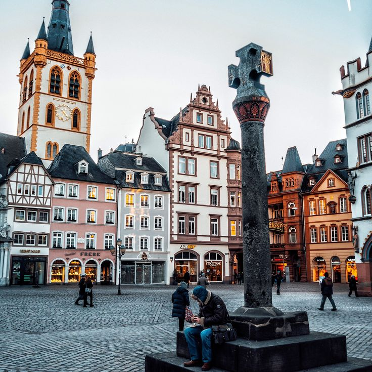 3 Places to See in the State of Rhineland-Palatinate, Germany // Photo taken in Trier, Germany