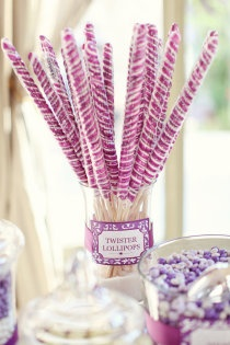 Radiant Orchid candy