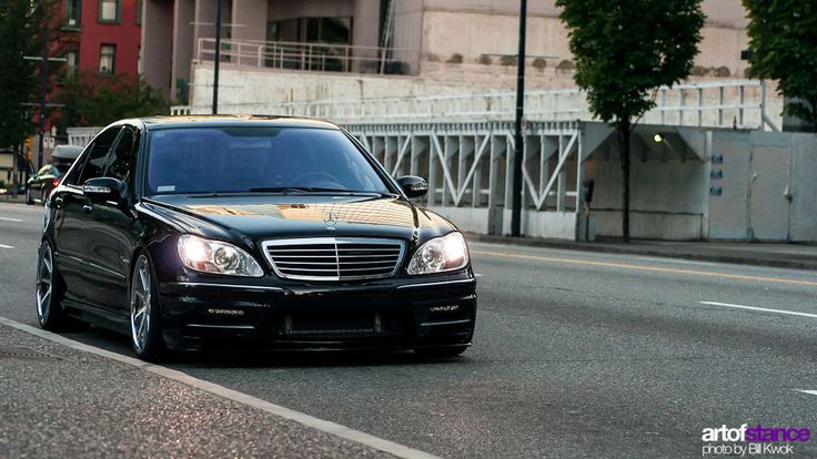 Mercedes S55 AMG | 600hp Mercedes S55. VIP in style. | Bill Kwok | Flickr