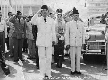 Soekarno and Hatta