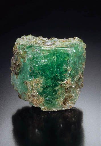 Minerais e Pedras Preciosas do Brasil - Carlos Cornejo e Andrea Bartorelli - Esmeralda