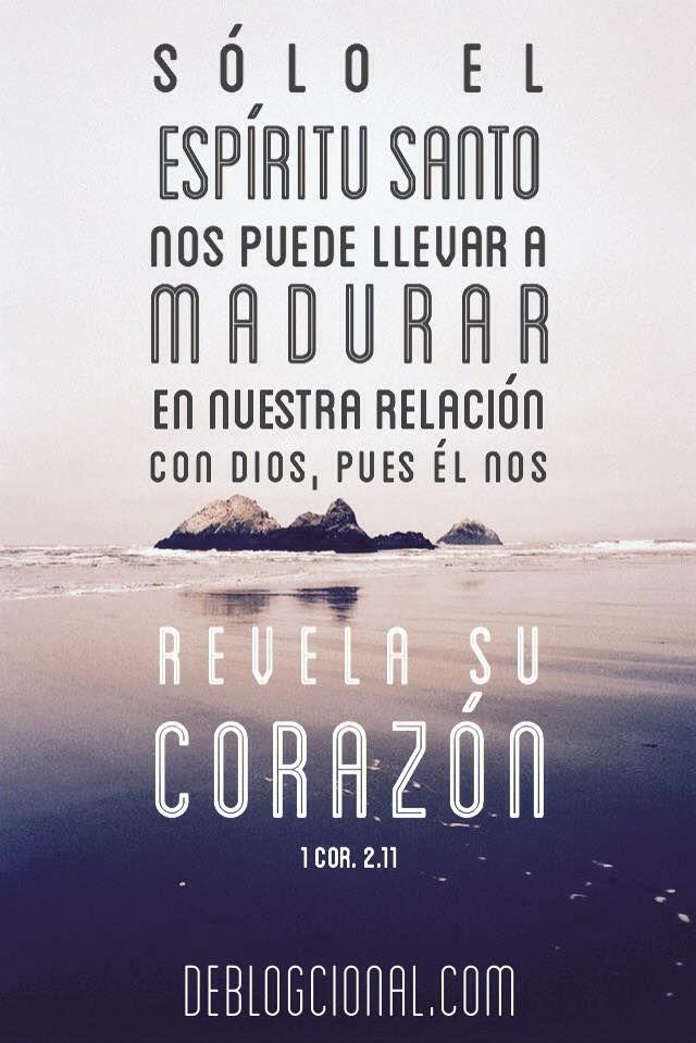 """Entendiendo la madurez espiritual"" http://www.deblogcional.com/?p=672"