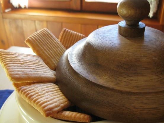 Rigoli del Mulino Bianco fatti in casa, biscotti latte e miele