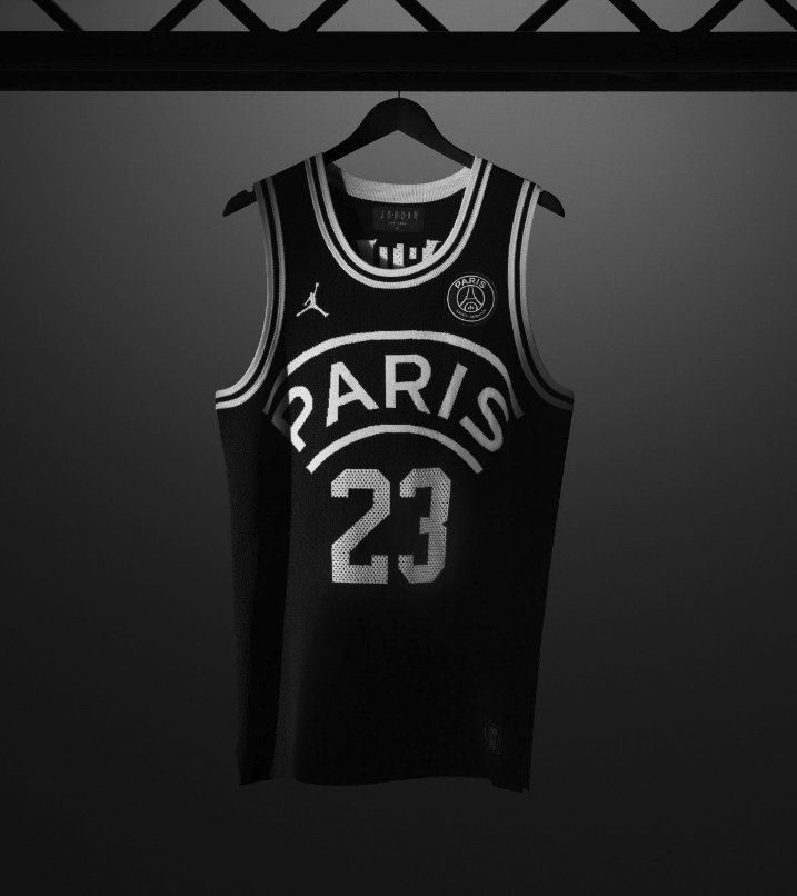 PSG Paris Saint Germain Jersey Jordan