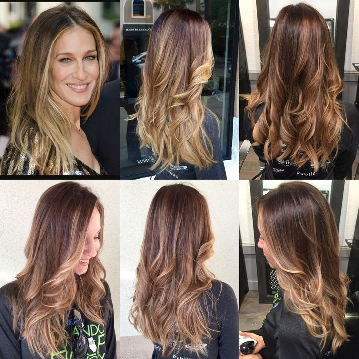 The 25 Best Sarah Jessica Parker Hair Ideas On Pinterest