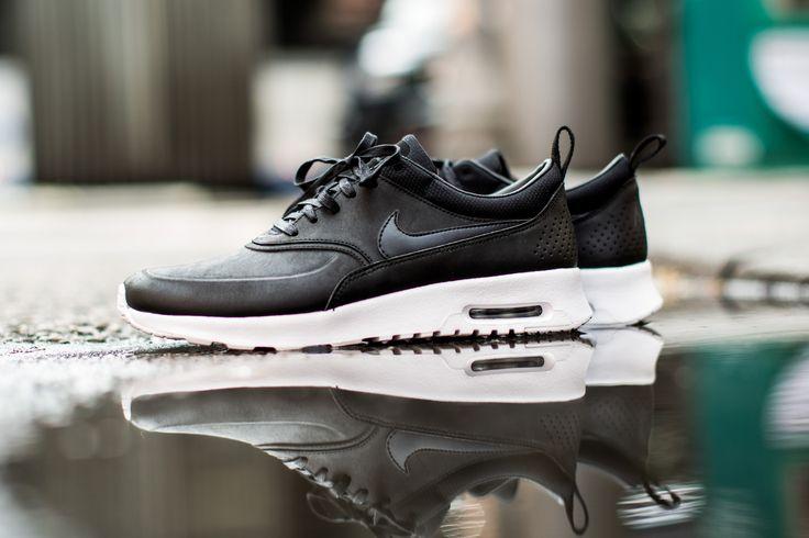 706c0d3f84 Nike Air Max Thea Premium Black Anthracite extreme-hosting.co.uk