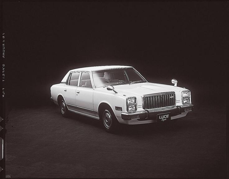 Luce Legato/Mazda 929L; 1977