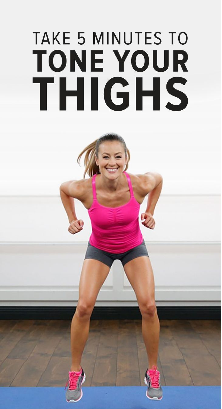 5-Minute Leg-Toning Workout Every Woman Should Try And You ll Get Result! | My Health Plan at XYZ