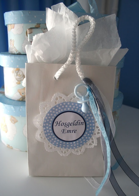 Bebek mevlütü hazırlıklarımız: Baby Shower Wraps, Bebek Şekeri, Gifts Ideas, Baby Shower Favors, Baby Gifts, Bebek Mevlütü, Gifts Wraps, Baby Shower Gifts, Wraps Ideas