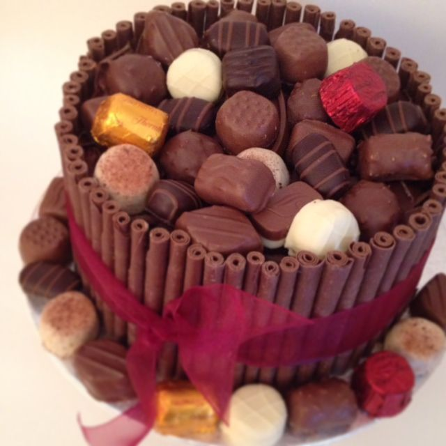 decorated chocolate cakes - Google Search