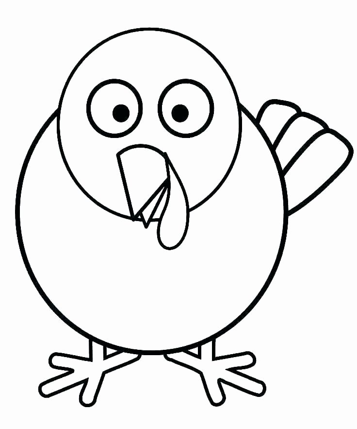 Wild Turkey Coloring Pages New Turkey Feather Coloring Page