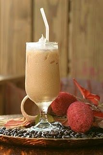 Iced Coffee Latte (no dairy, sugar free) 2 servings 1 (14 oz)
