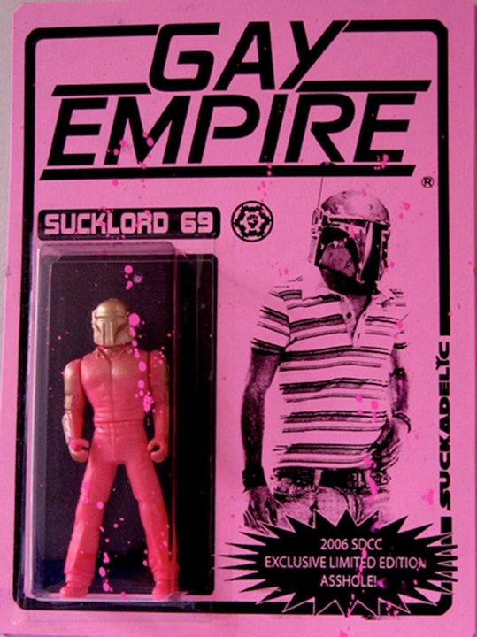 Gay Action Figures 39