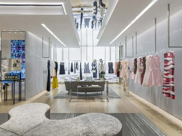 25 Best Ideas About Dior Store On Pinterest Shop