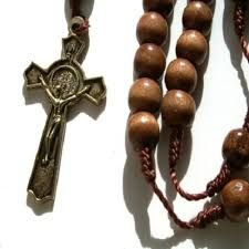 Here at Buy Rosary online store you can get the best opportunity to buy wooden rosary beads at one stop shop. Make your order toady!