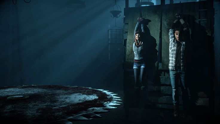 All night with Until Dawn (PS4):  The star-studded Supermassive Games survival-horror hit for the PlayStation 4 is as creepy as it is beautiful.