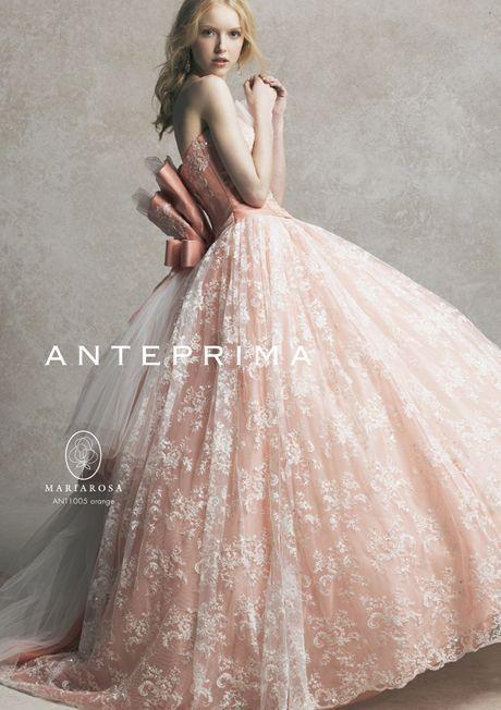 花開くように、春爛漫♡「春色カラードレス」が可愛い人気ブランド6選✳︎にて紹介している画像