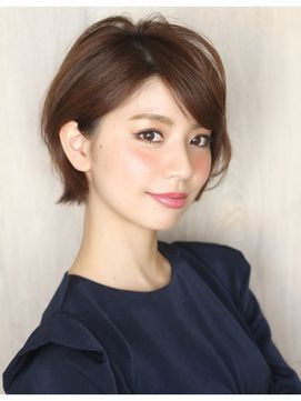 ミセス・大人女子を美しく綺麗に!トップふんわりボブ - 24時間いつでもWEB予約OK!ヘアスタイル10万点以上掲載!お気に入りの髪型、人気のヘアスタイルを探すならKirei Style[キレイスタイル]で。