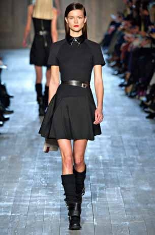 2013 Victoria Beckham Fall  Ready To Wear Collection