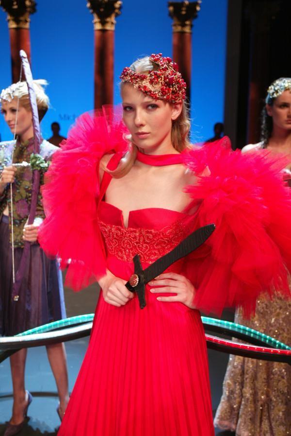 Michele Miglionico al Premio Fashion in Paestum