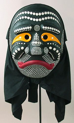 Korean Mask - Black mask from Korea