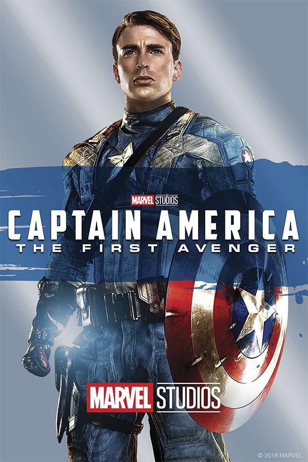 Captain America The First Avenger Film Captain America Affiche Captain America Films Complets