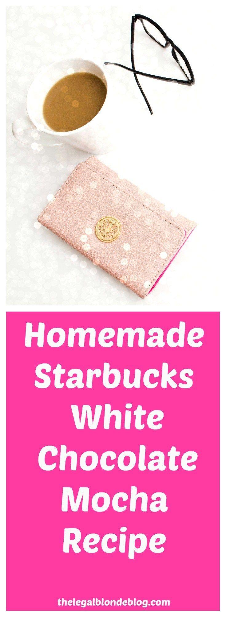 Les 25 meilleures idées de la catégorie Starbucks white chocolate ...