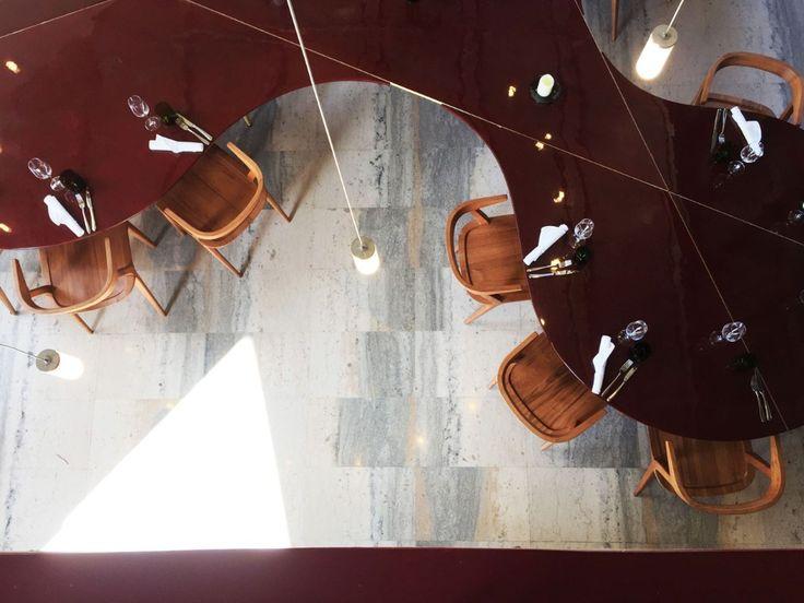 Img.1 Lina Ghotmeh, Les Grands Verres, Palais de Tokyo, Paris, 2017. Photo Lina Ghotmeh