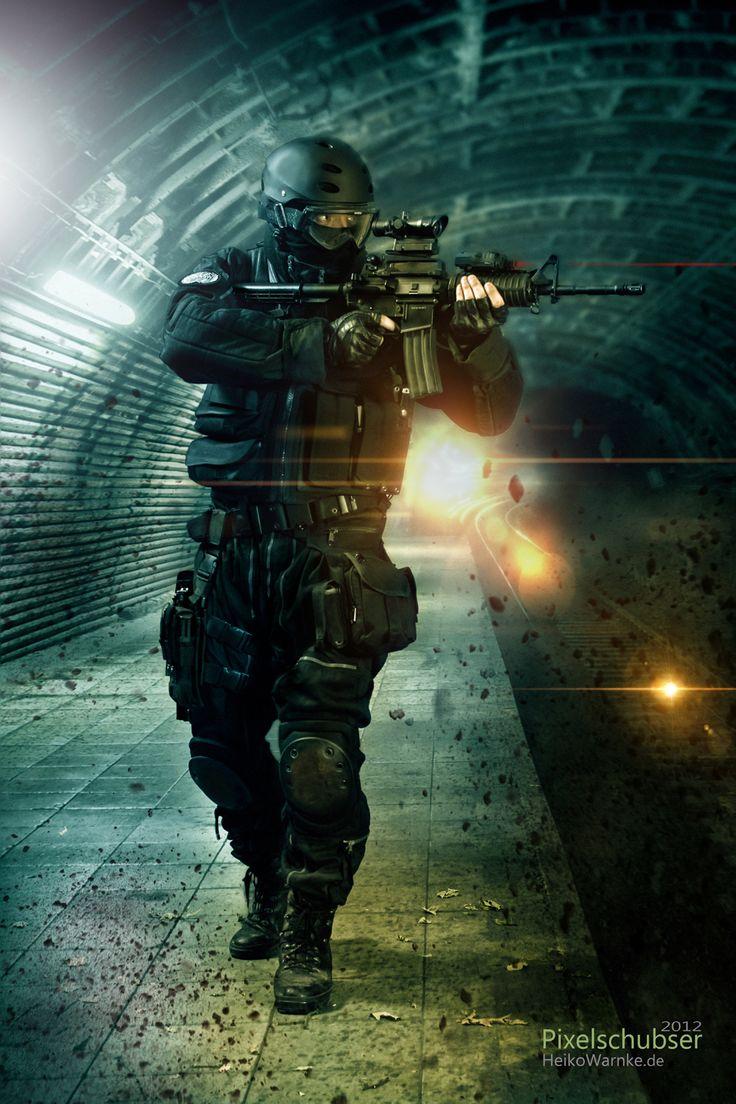 V.I.N.D.E.X. - Germany - NICE SWAT LOADOUT!!