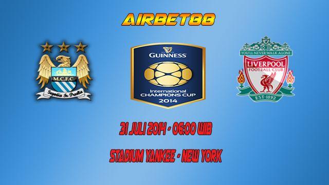 Prediksi Skor Manchester City Vs Liverpool 31 Juli 2014  http://prediksiskorbolajitu.com