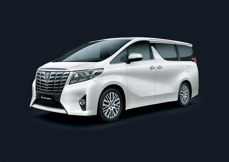 All New Alphard 2.5 G