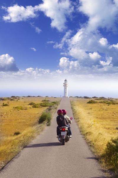 missing Formentera island, Spain
