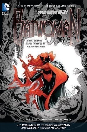 New 52 Batwoman Vol 2 To Drown The World HC