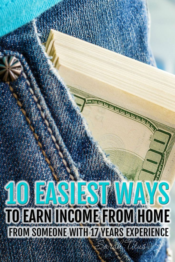 If you want to earn money quickly, then this article is for you. You'll learn some of the easiest ways to start earning extra income, things that you can start earning NOW.