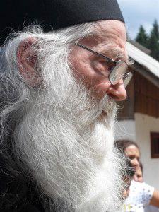 Părintele Justin Pârvu despre invazia musulmană