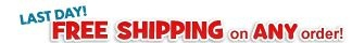 Oriental Trading Company FREE Shipping Sale