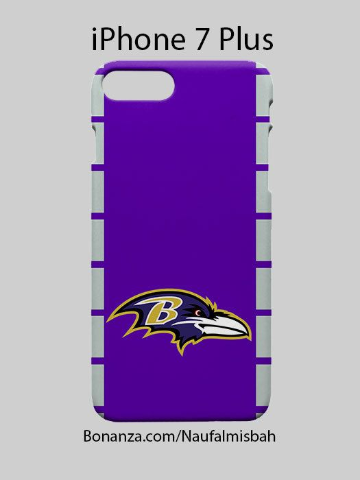 Baltimore Ravens iPhone 7 PLUS Case Cover Wrap Around