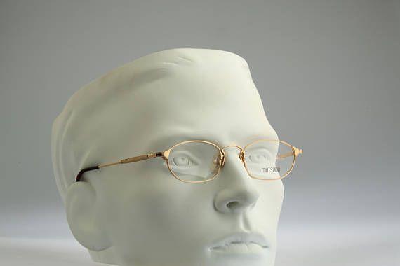 Matsuda 10118 PG  / Vintage eyeglasses / NOS / 90s unique