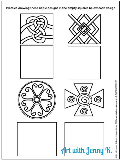 146 best Drawing Ribbons, Ropes, Knots & Celtic Designs