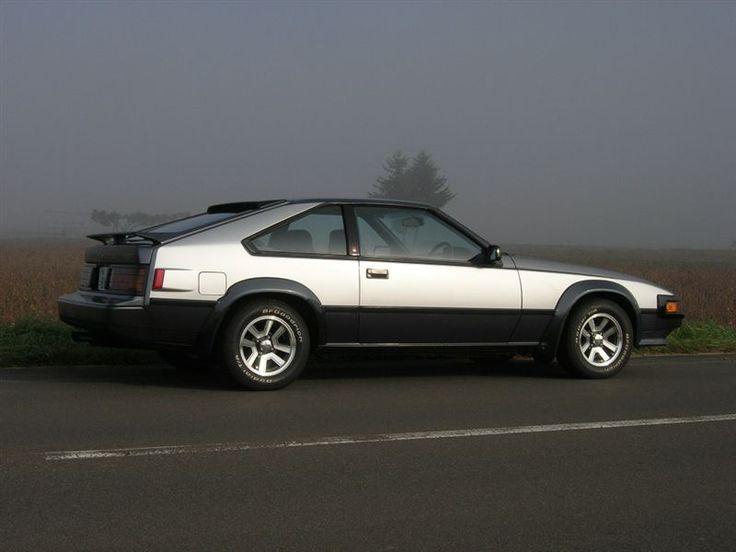 Toyota Celica Supra Mark II (A60; 1981–1986)