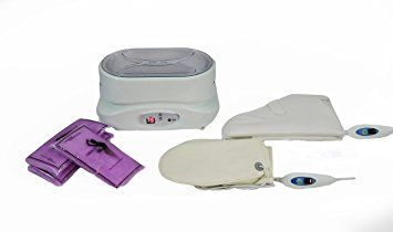 Digital Paraffin Bath Wax Warmer Heater with Gloves and Wax TLC-5010GW Review