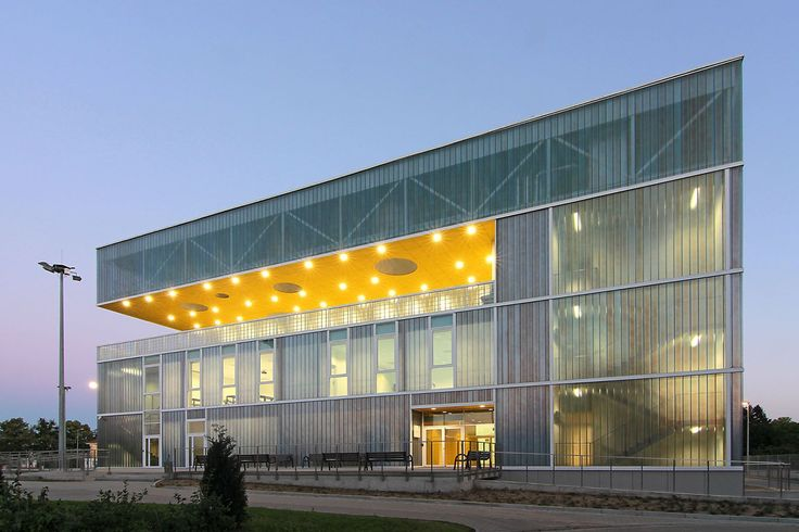 Sports Hall in Poznan / Neostudio Architekci