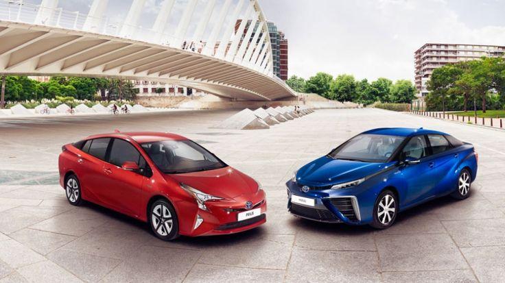 Los 5 coches ecológicos más interesantes de 2015