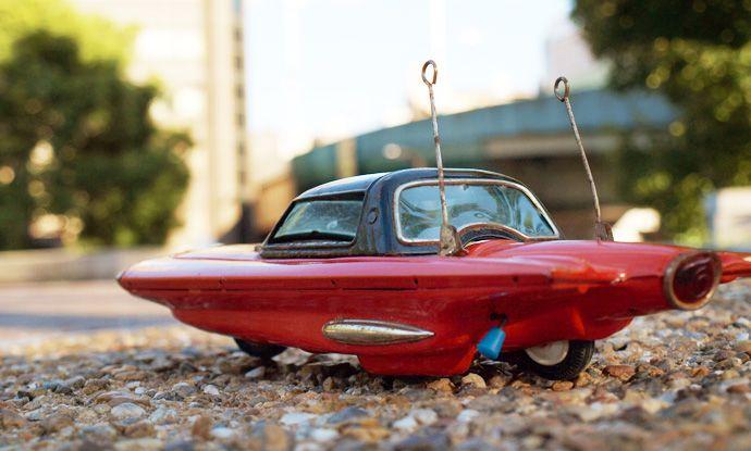 1950s イチダ製 フォード・ジャイロン