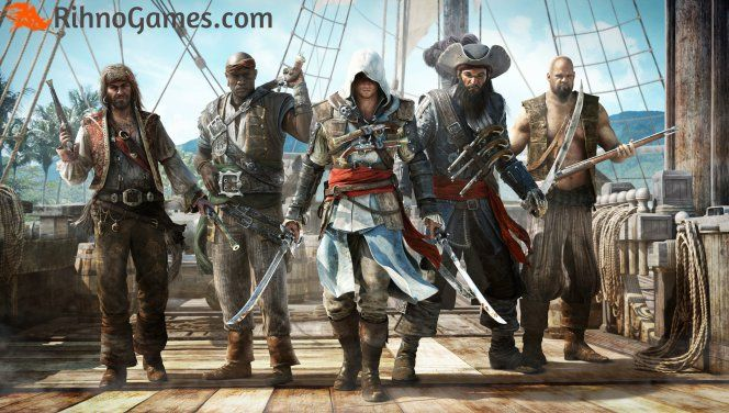 Assassin's Cree IV Black Flag System Requirements for PC