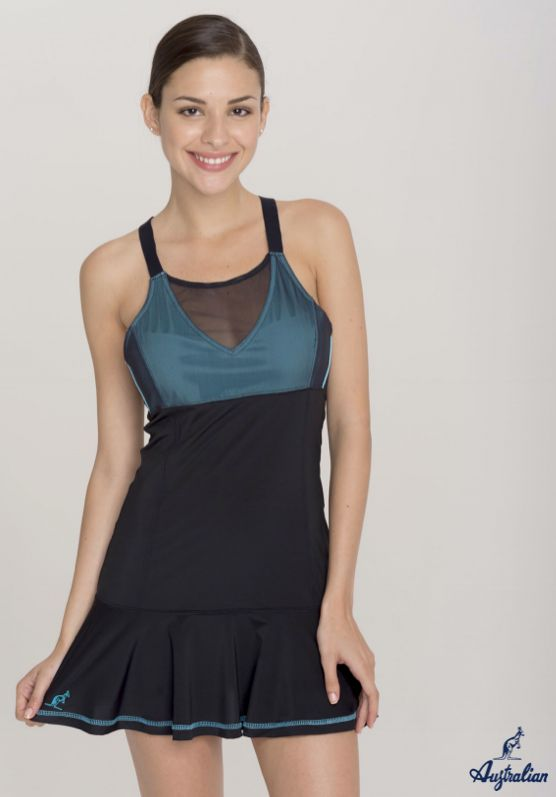 #Vestito Australian Active #Navy. #tennis #sportswear #summer #outfit #fashion #sport