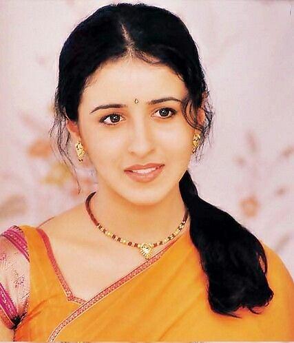 Actress Anshu