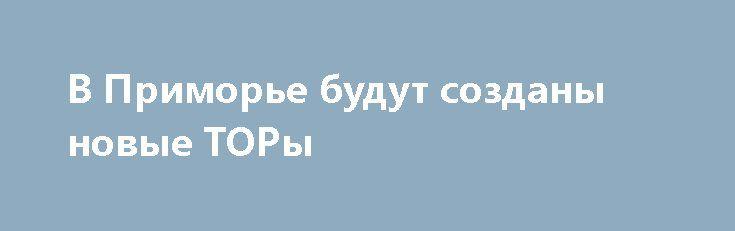 В Приморье будут созданы новые ТОРы http://lotosnews.ru/v-primore-budut-sozdany-novye-tory/  В Приморском крае будут созданы новые Территории опережающего развития по развитию нефтехимического комплекса и морекультуры.  ТОР— нефтехимический комплекс Как сообщается на сайте Минвостокразвития Правительственная подкомиссия по вопросам реализации инвестиционных проектов на Дальнем Востоке и в Байкальском регионе под председательством вице-премьера – полпреда Президента России в Дальневосточном…